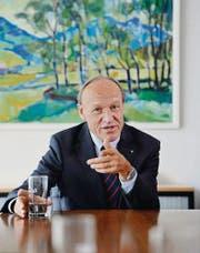 Christoph Kurer: «Eigenständigkeit ist heute ein Verkaufsargument.» (Bild: Hanspeter Schiess)