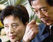 Gu Kailai und ihr Gatte Bo Xilai. (Bild: ap)