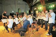 Die Musikschule Werdenberg konnte mit dem abwechslungsreichen Konzertabend einen grossen Erfolg feiern. Das gilt auch für die Big Band Sound Factory …