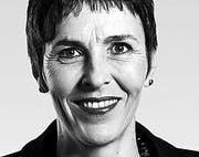 Barbara Gysi Stadträtin in Wil Nationalrätin (Bild: Quelle)