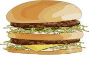 Der Big Mac wird 50 Jahre alt. (Bild: Elena Freydl)