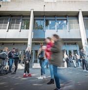 Lukratives Studium: Die HSG gilt als die Kaderschmiede für die Wirtschaftselite. (Bild: Ralph Ribi (St. Gallen, 3. Oktober 2016))