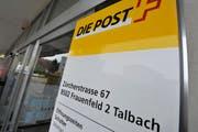 Der Kanton Thurgau muss immer wieder einen Abbau von postalischen Dienstleistungen verkraften. (Bild: Reto Martin)