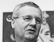 Felix Rosenberg (1941–2014) Ehemaliger Regierungsrat und PTT-Generaldirektor (Bild: Archiv ky/Lukas Lehmann)