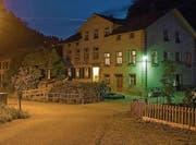 Im Weiler Schurten bei Dussnang findet heute im Restaurant Mühle die Hirsmontag-Metzgete statt. (Bild: PDt)