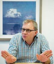 Andreas Hildebrand will der Kesb zu einem besseren Ruf verhelfen. (Bild: Jil Lohse)