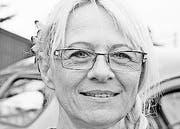 Sandra Stieger Rüthi SG (Bild: Yvonne Aldrovandi)