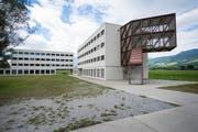 Das neue Handwerkszentrum soll acht Millionen Franken kosten. (Bild: Urs Bucher/Archiv)