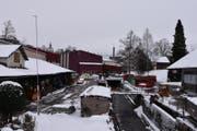 Die Signer Immobilien AG kaufte das Grundstück in der Unteren Fabrik in Herisau einst aus der Konkursmasse der Kempf AG. (Bild: Jesko Calderara)