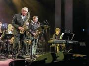Pepe Lienhard und die Lucerne Concert Band spielen mit Emil und Oskar Kattwinkel im KKL. (Bild: PD)