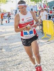 Daniel Hubmann wird in Portugal zum zweitenmal Europameister. (Bild: ky/Martin Schmocker)