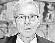 Thomas Mainberger Präsident der Arbeitnehmer-vereinigung AI (Bild: rf)