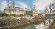 Steht seit Jahren leer: Schloss Luxburg in Egnach. Es gehörte einst den Grafen von Luxburg. (Bild: Reto Martin)