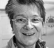 Pia Albrecht Leiterin Igelstation Mels (Bild: pd)