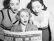 Alfred Kinseys Sex-Reporte waren 1948 und 1953 Sensationen – nicht nur in den Zeitungen. (Bild: Getty)