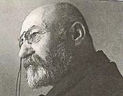 Walter Bissegger NZZ-Chefredaktor und Politiker (Bild: Verlag Neue Zürcher Zeitung)