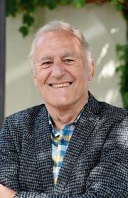 Der in Buchs wohnende pensionierte Bankfachmann Gallus Erne war sechs Amtsperioden beziehungsweise 36 Jahre lang Fachrichter am Handelsgericht St. Gallen. (Bild: Hansruedi Rohrer)