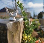 Eine Interpellation verlangt: Die Schutzfrist für Kindergräber soll gleich lang wie die für Erwachsene sein. (Bild: Reto Martin)