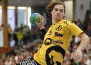 Der Schwede Amadeus Hedin ist der Sohn des einstigen Spielertrainers Robert Hedin. (Bild: PD)