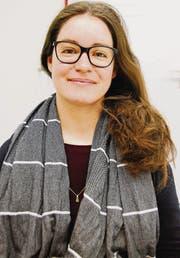 Mirjam Schegg steht dem Verein TEO (Toggenburg Event Organisation) als Präsidentin vor. (Bild: Sabine Schmid)