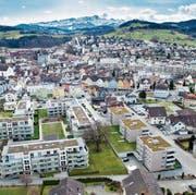 Gossau: Wohnraum erster Güte am Tor zum Appenzellerland. (Bild: Benjamin Manser)