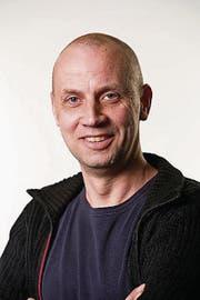 Steve Stiehler, Genderforscher und Dozent für Soziale Arbeit. (Bild: pd)