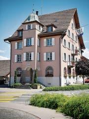 Das Gemeindehaus im Zentrum von Neukirch. (Bild: Reto Martin)