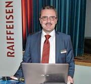 Stefan Blatter ist derzeit Verwaltungsratspräsident der Raiffeisenbank Münchwilen-Tobel und wohl bald der neugebildeten Raiffeisenbank Münchwilen-Wängi. (Bild: Kurt Lichtensteiger)
