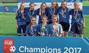 Schweizer Meisterinnen (Bild: PD)