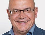 Wieder gewählter Gemeindepräsident in Wildhaus-Alt St. Johann