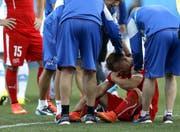 Bei einer Niederlage muss die Schweiz in die Barrage. (Bild: freshfocus)