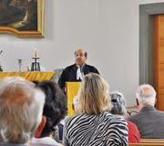 Pfarrer Guido Hemmeler: «Den genauen Grund für den Konflikt verstehe ich selbst nicht.» (Bild: Katrin Ilg)