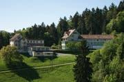 In den Liegenschaften der Stiftung «Sonneblick» in Walzenhausen plant der Kanton ein Asylzentrum. (Bild: pd)