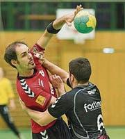 Marcel Misteli bringt NLA-Erfahrung mit. (Bild: Benjamin Manser)