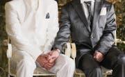 Nur ein gleichgeschlechtliches Paar hat sich bisher in einer evangelischen Kirche im Thurgau segnen lassen. (Bild: fotolia)