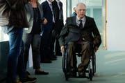 Wolfgang Schäuble (Bild: MARKUS SCHREIBER (AP))