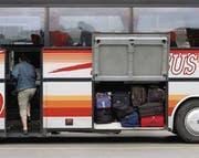 Carfahren soll billiger werden: CVP-Präsident Christophe Darbellay lobbyiert in Bern für die Branche. (Bild: ky/Alessandro Della Bella)