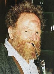 Josef Oertle um 1995.