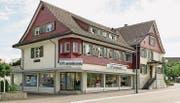 Das Geschäft EP:amritronic an der Bahnhofstrasse 2. (Bild: PD)