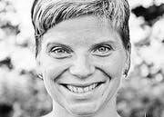Michael Christen Trainer der LG Oberthurgau aus Bischofszell Wir rennen nicht nur, wir machen auch Laufschule und versuchen, die bei Hobbyläufern häufig auftretenden Fehler zu korrigieren. (Bild: Manuel P. Nagel www.mpn.ch)