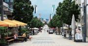 Nirgendwo in der Region Wil lebt es sich besser als in der Äbtestadt. Dies gilt, wenn man einem «Weltwoche»-Rating glaubt. (Bild: Yves Weibel)