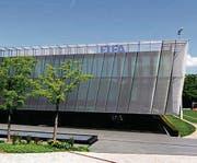 Werke von Tilla Theus: Fifa-Hauptsitz in Zürich.