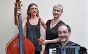 Das Trio Dacor konzertiert in Weinfelden. (Bild: PD)