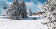 Auch dank neuer Schneefälle sind die Pisten in den Wintersportgebieten, hier am Flumserberg, weiterhin in sehr gutem Zustand. (Bild: PD)