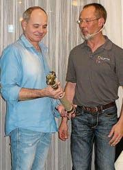 Roger Tormen übernimmt beim Feuerwehrverein das Zepter von Christian Haener. (Bild: zvg)