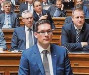 Nationalrat David Zuberbühler will eine Neuverteilung der Sitze. (Bild: pd)