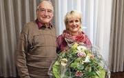 August Stillhart und Sybille Kläger. (Bild: pd)