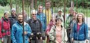 Der Ausflug des Kneippvereins mit Mitgliedern aus dem Sarganserland und dem Werdenberg wurde genossen. (Bild: PD)