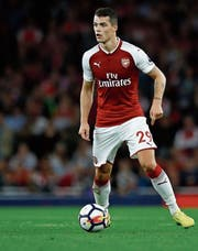 Arsenal, die Mannschaft von Granit Xhaka, stagniert. (Bild: Alastair Grant/AP)