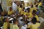 Der Verein aus Tobel unterstützt Schulkinder in Kenia. (Bild: pd)